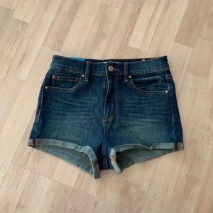 Garage Retro High waist Short size 03